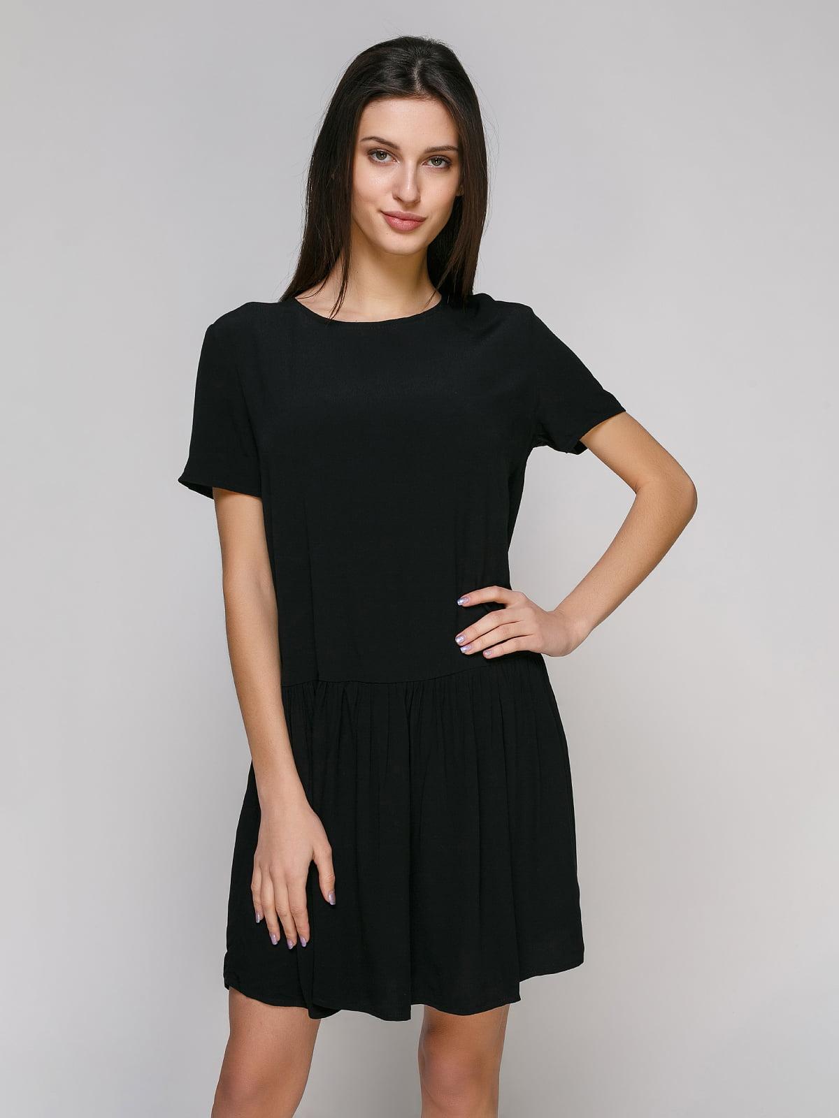 Платье черное | 4871044