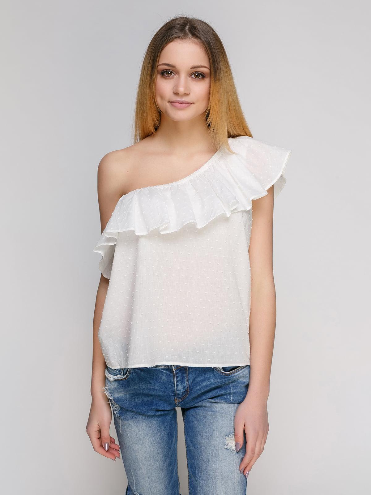 Блуза біла | 4871972