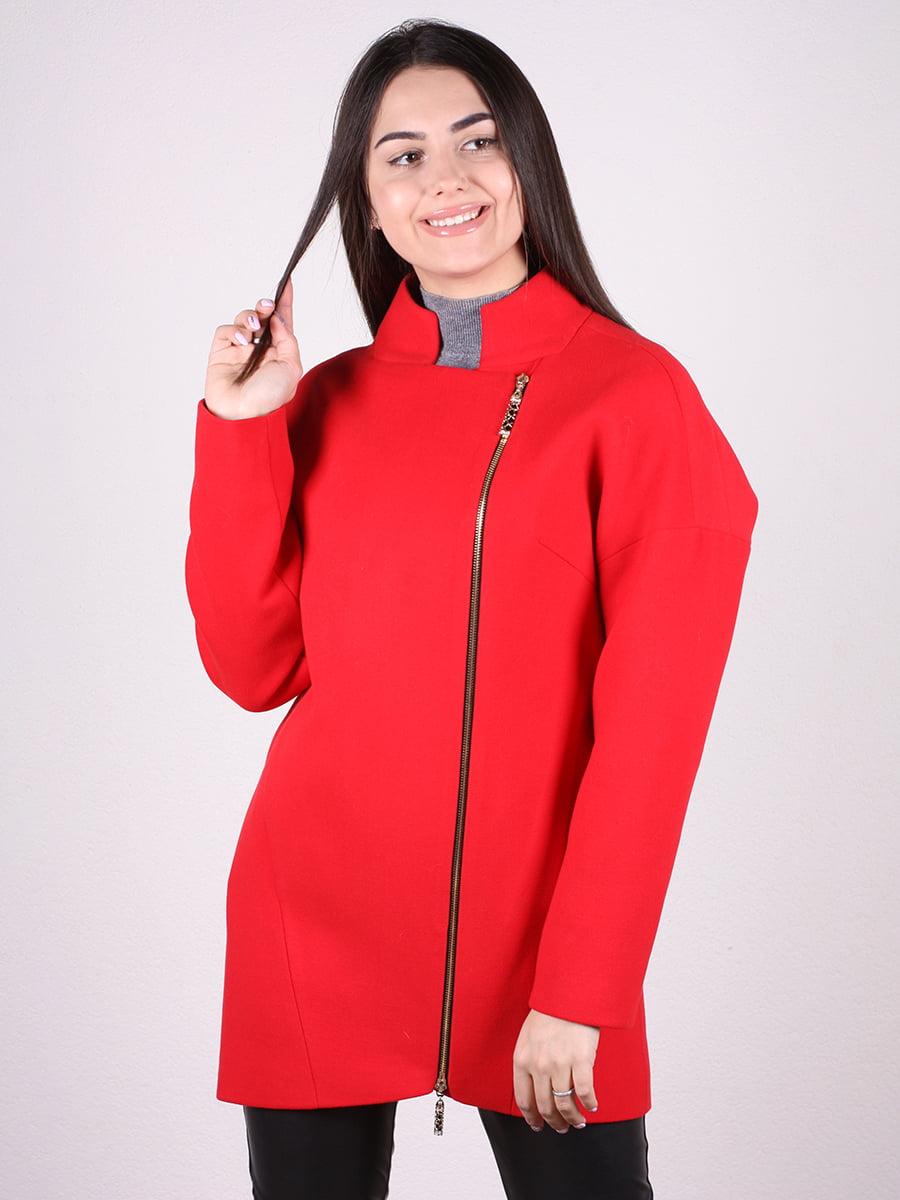 Пальто красное | 4913812
