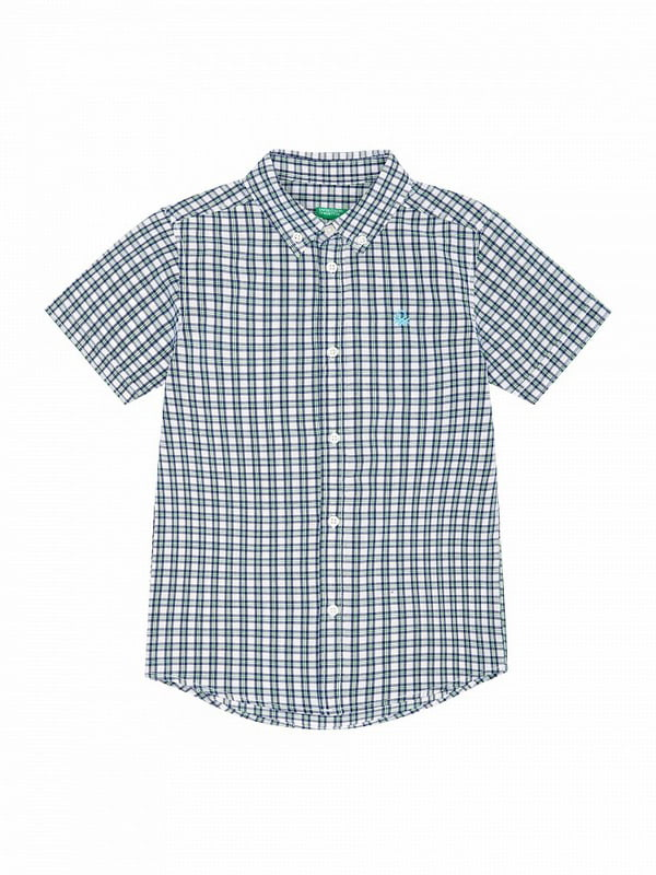 Рубашка в клетку   4864657