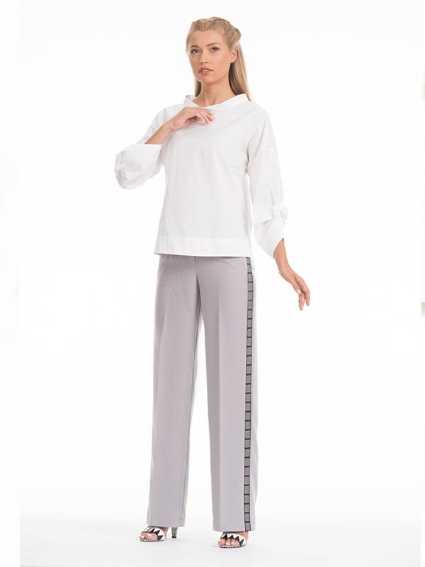 Блуза біла | 4100575