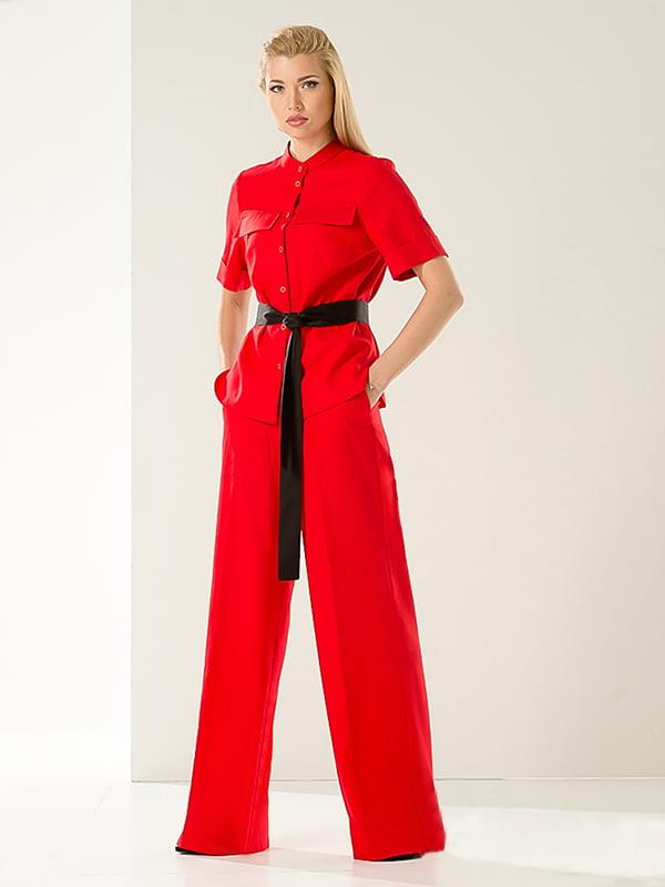 Костюм: блуза і штани | 4302424