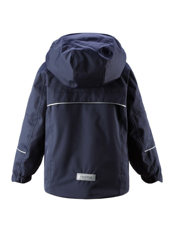 Куртка темно-синяя | 1403443 | фото 2