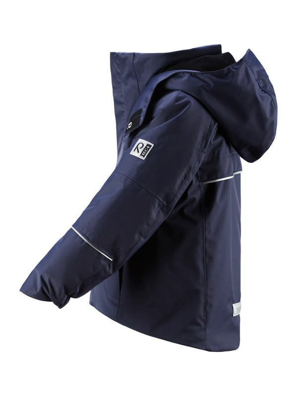 Куртка темно-синяя | 1403443 | фото 3