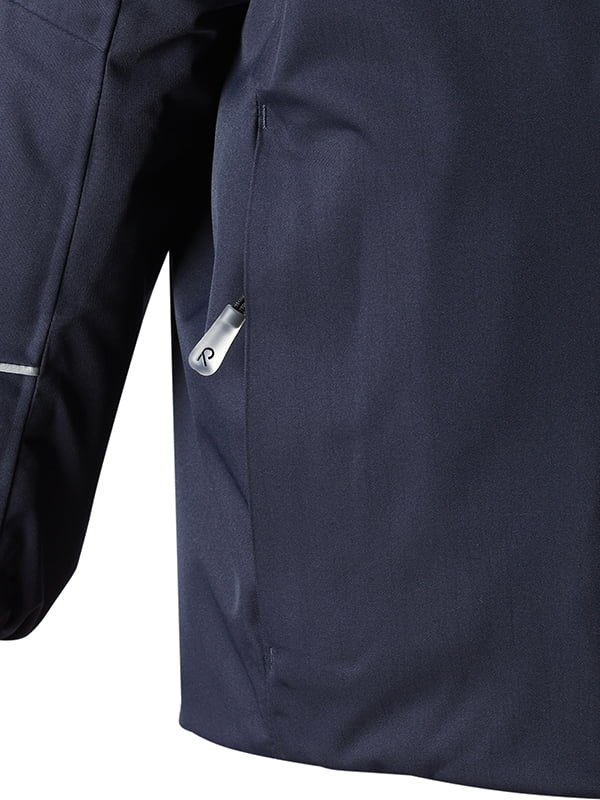 Куртка темно-синяя | 1403443 | фото 4