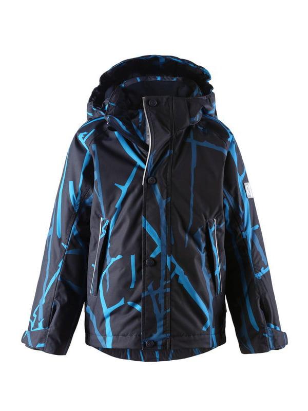 Куртка темно-синяя   1403446   фото 6