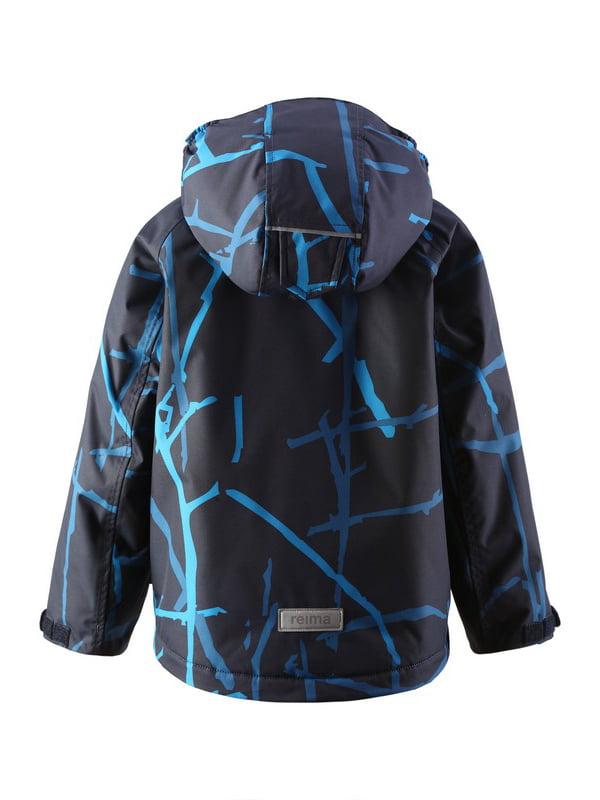 Куртка темно-синяя   1403446   фото 2