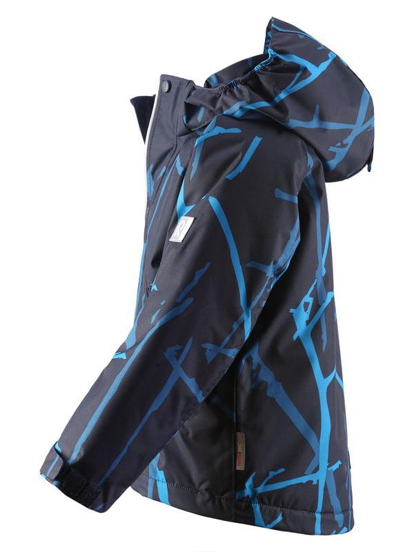 Куртка темно-синяя   1403446   фото 3