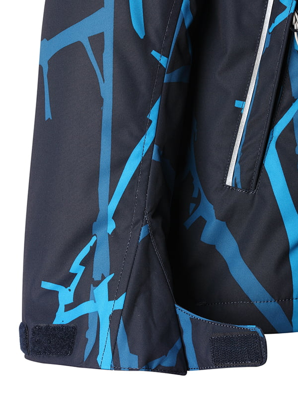 Куртка темно-синяя   1403446   фото 5