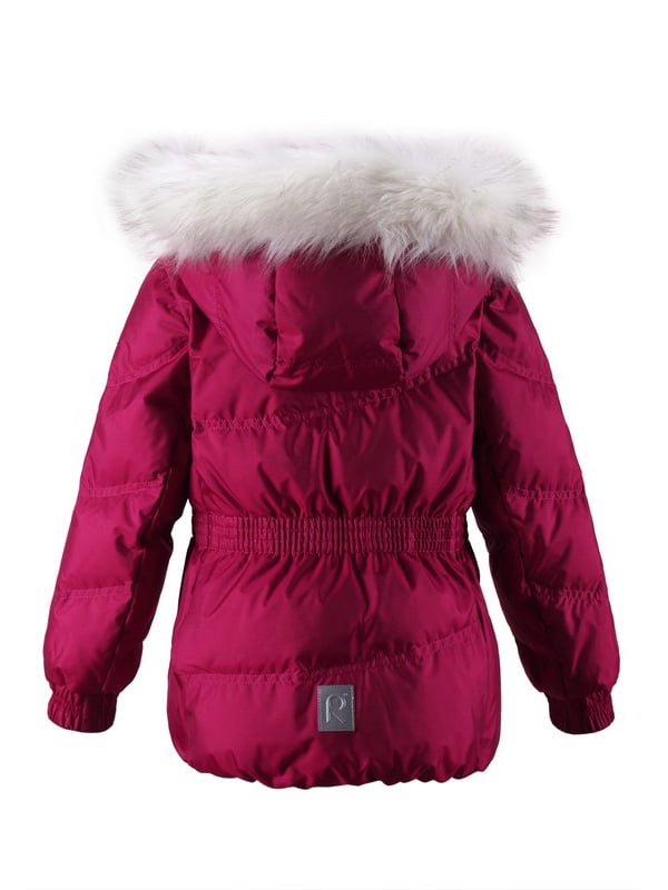 Куртка вишневого кольору   1422441   фото 2