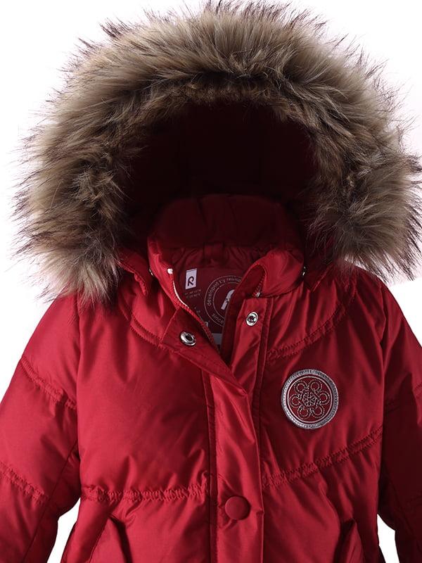 Куртка червона   4783657   фото 7
