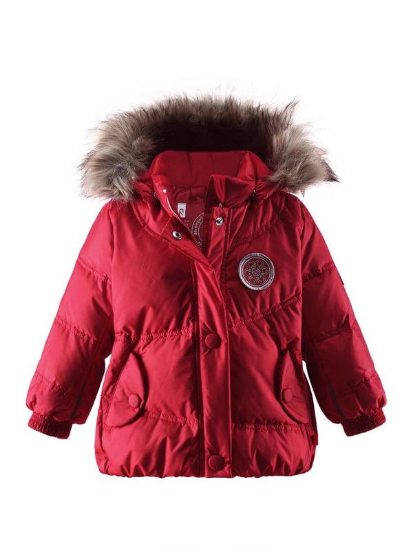 Куртка червона   4783657   фото 8