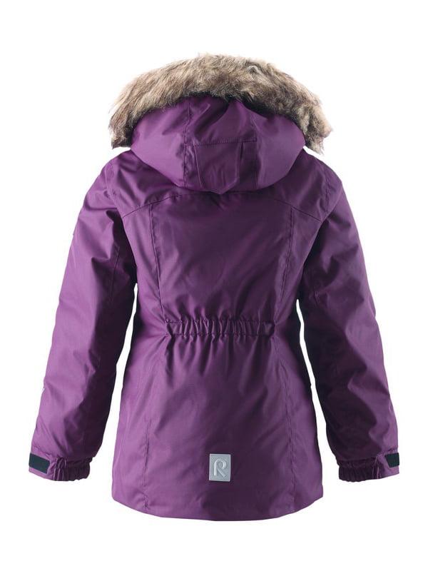 Куртка фіолетова   4856319