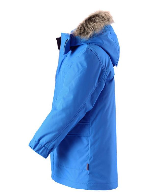 Куртка синя   4856450   фото 2