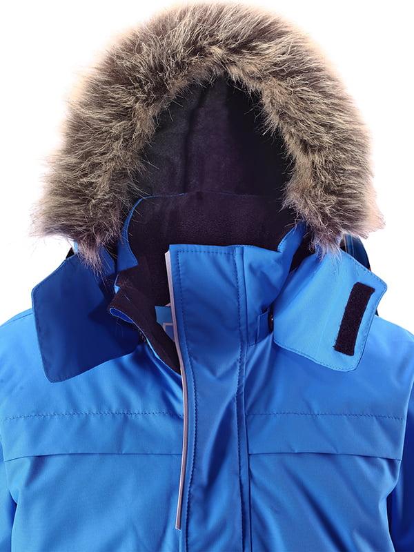 Куртка синя   4856450   фото 3