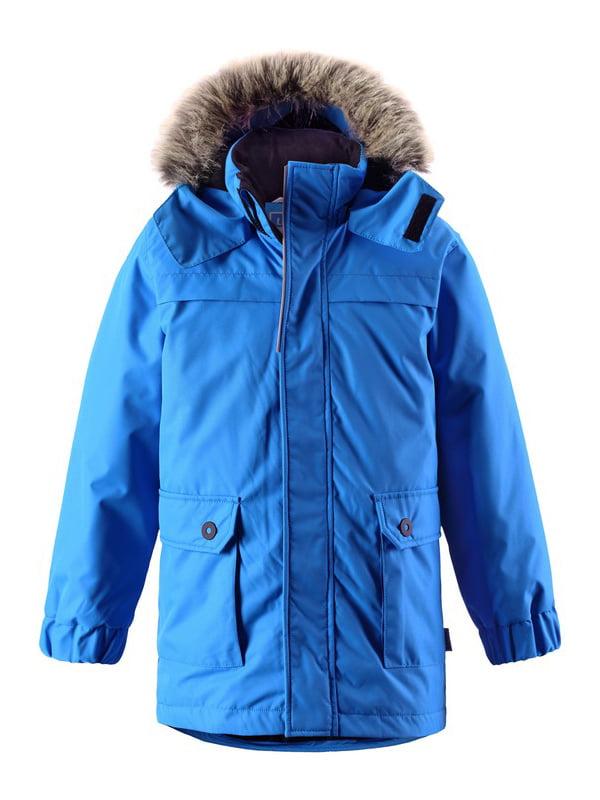 Куртка синя   4856450   фото 4