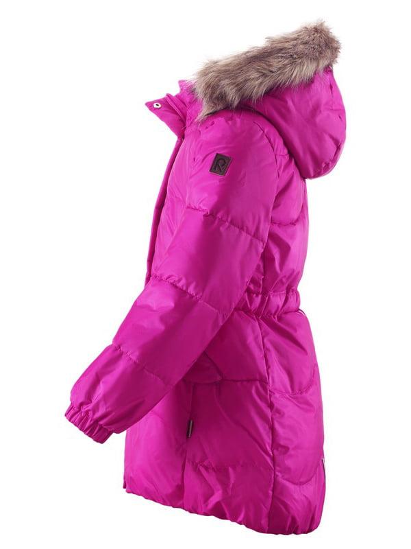 Куртка рожева | 4856454 | фото 2