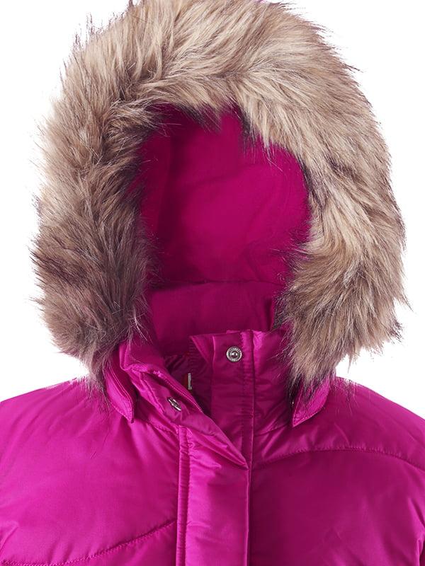 Куртка рожева | 4856454 | фото 3