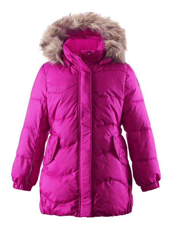 Куртка рожева | 4856454 | фото 4