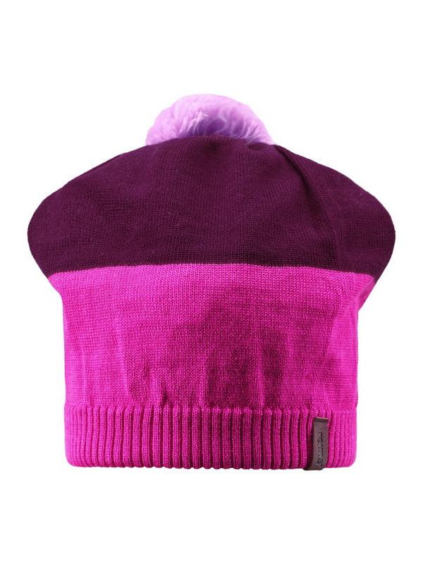 Шапка рожева | 4856514