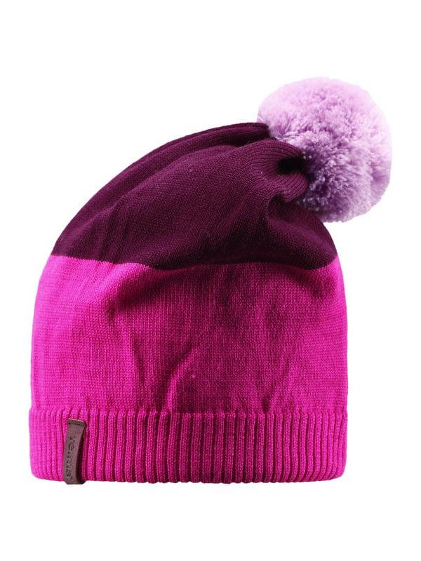Шапка рожева | 4856514 | фото 3