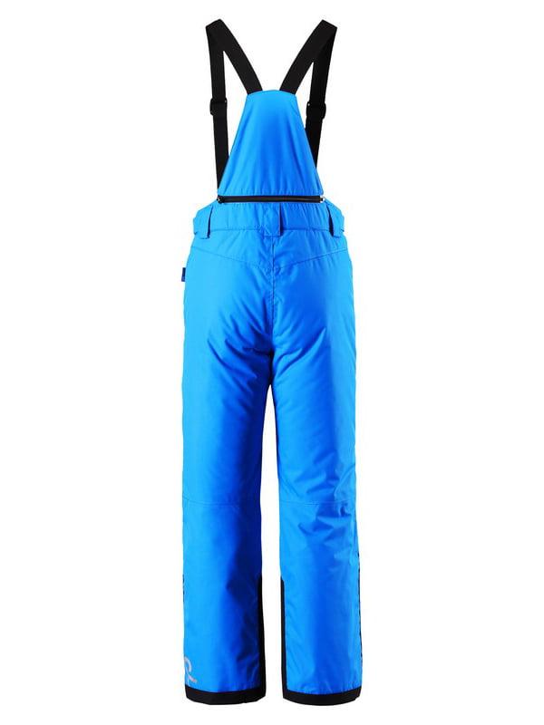 Півкомбінезон синій | 4856521