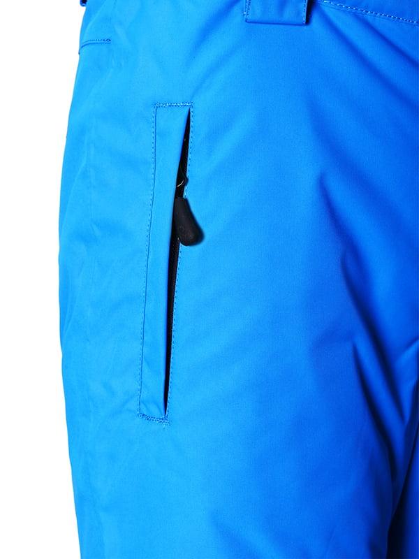 Півкомбінезон синій | 4856521 | фото 4