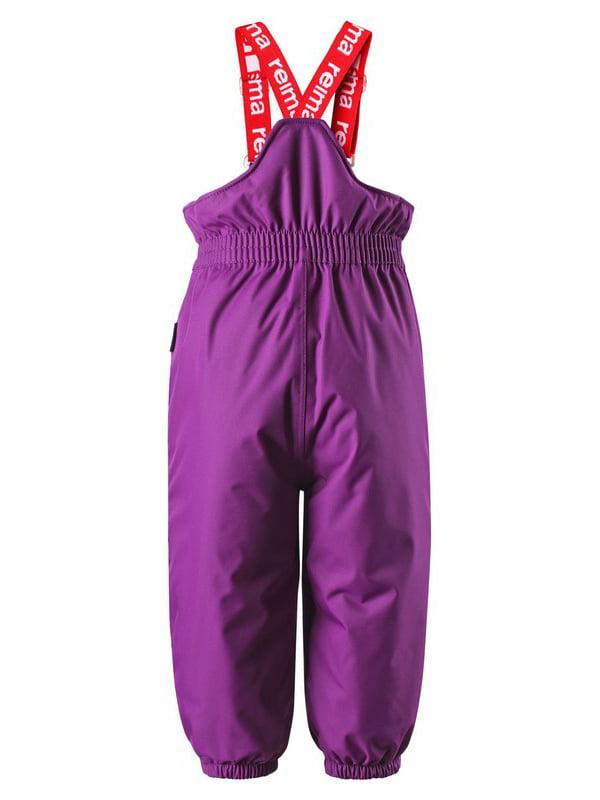 Півкомбінезон фіолетовий   4856591