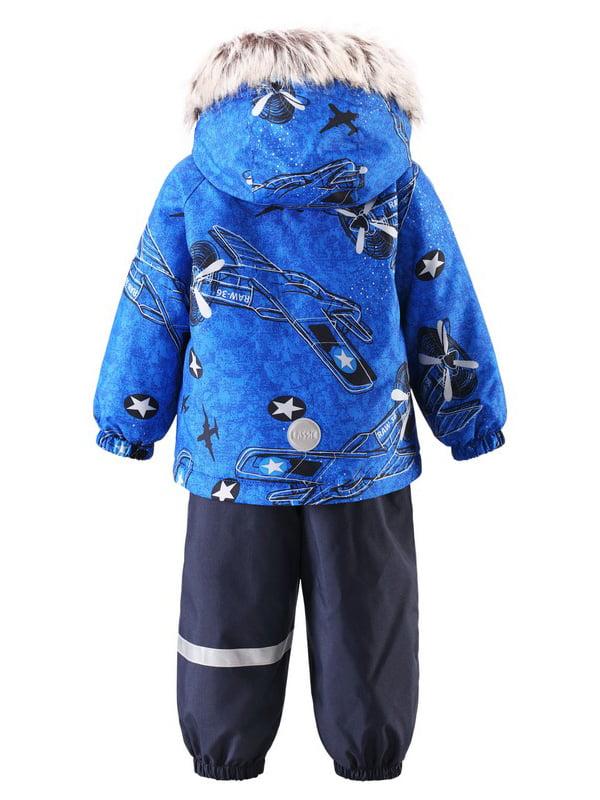 Комплект: куртка і напівкомбінезон   4856619