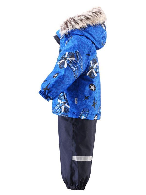 Комплект: куртка і напівкомбінезон   4856619   фото 2