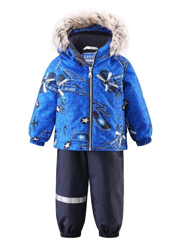 Комплект: куртка і напівкомбінезон   4856619   фото 5