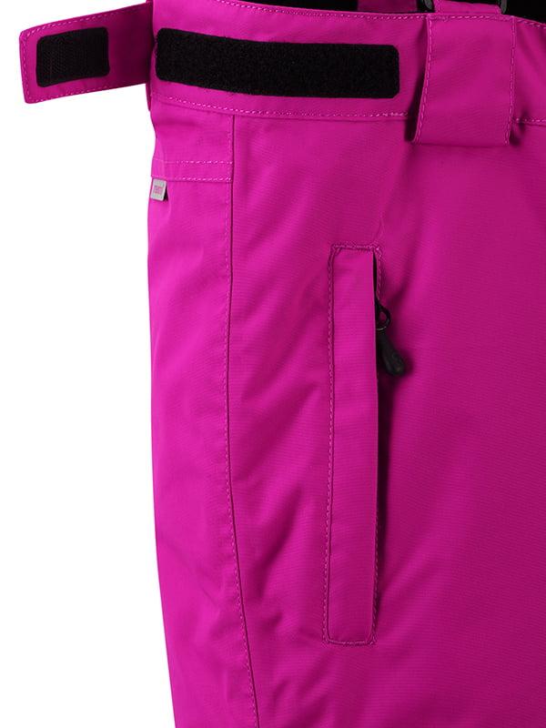 Півкомбінезон рожевий | 4856628 | фото 3