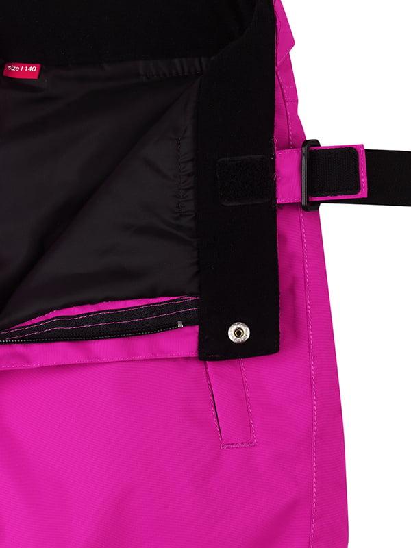 Півкомбінезон рожевий | 4856628 | фото 4