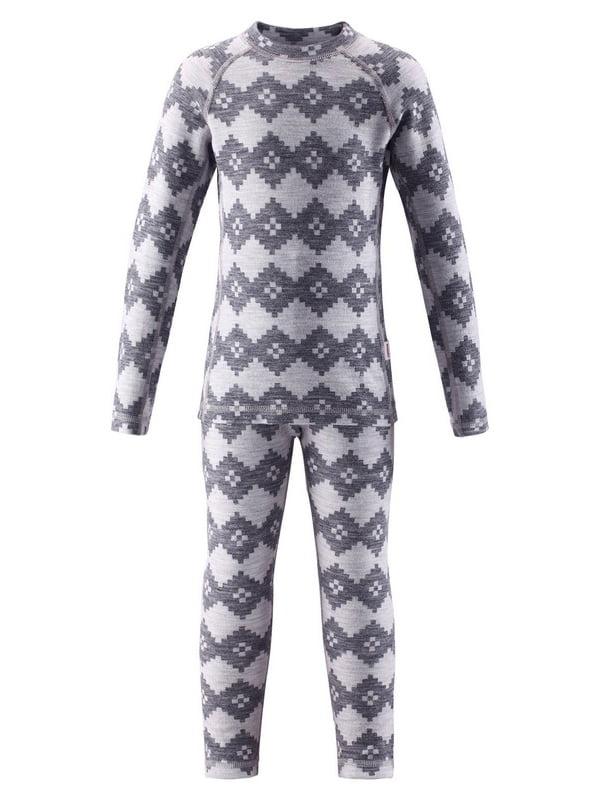 Комплект термобілизни: футболка і легінси | 4856637 | фото 3