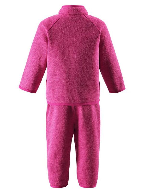 Комплект флісовий: кофта та штани   4856665