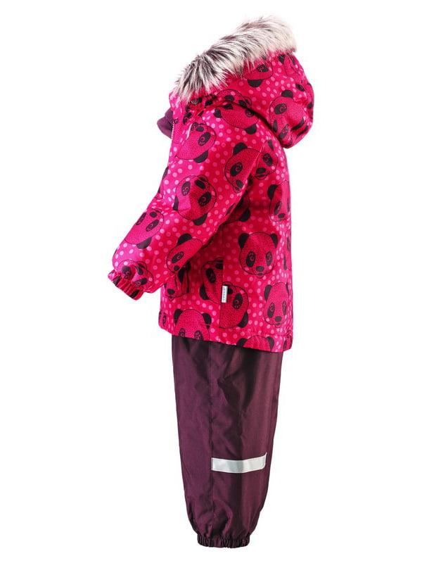 Комплект: куртка і напівкомбінезон | 4856668 | фото 2