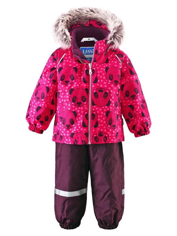 Комплект: куртка і напівкомбінезон | 4856668 | фото 5