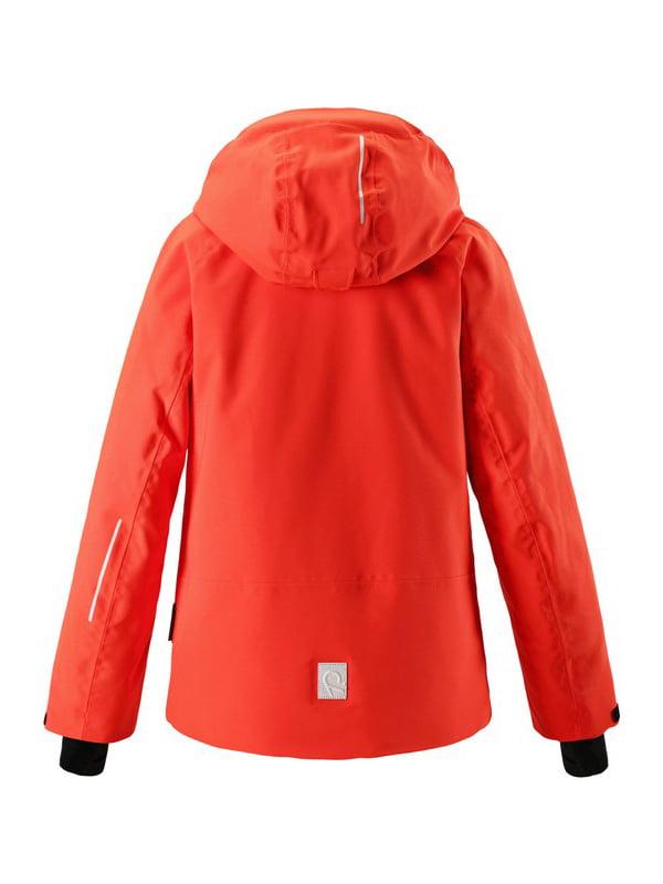 Куртка червона | 4856690