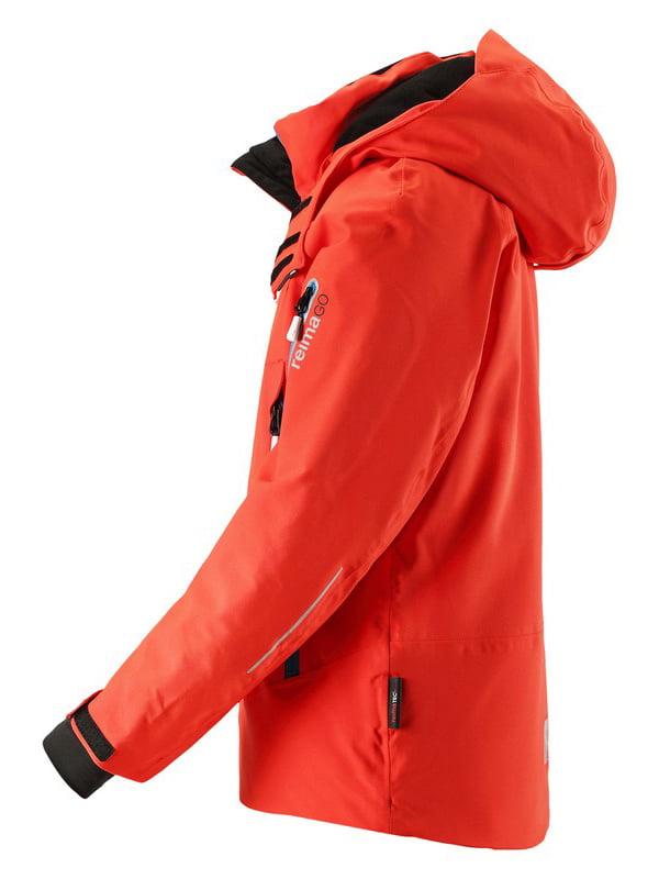 Куртка червона | 4856690 | фото 2