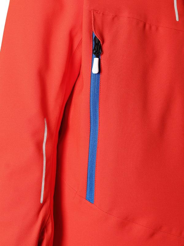 Куртка червона | 4856690 | фото 3