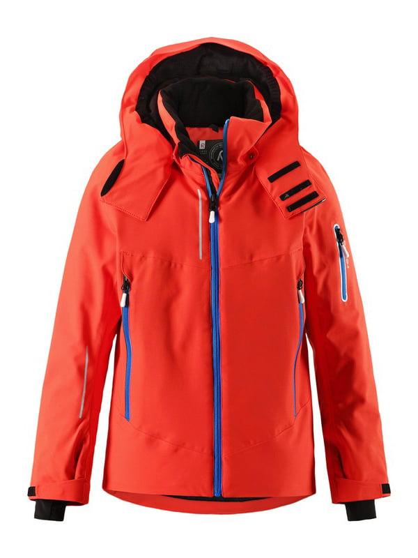 Куртка червона | 4856690 | фото 5