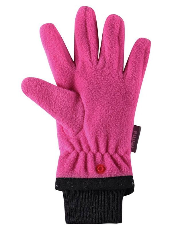 Рукавички рожеві | 4856739 | фото 2