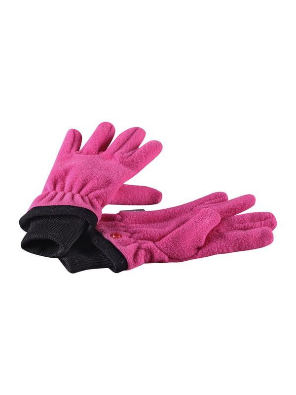 Рукавички рожеві | 4856739 | фото 3