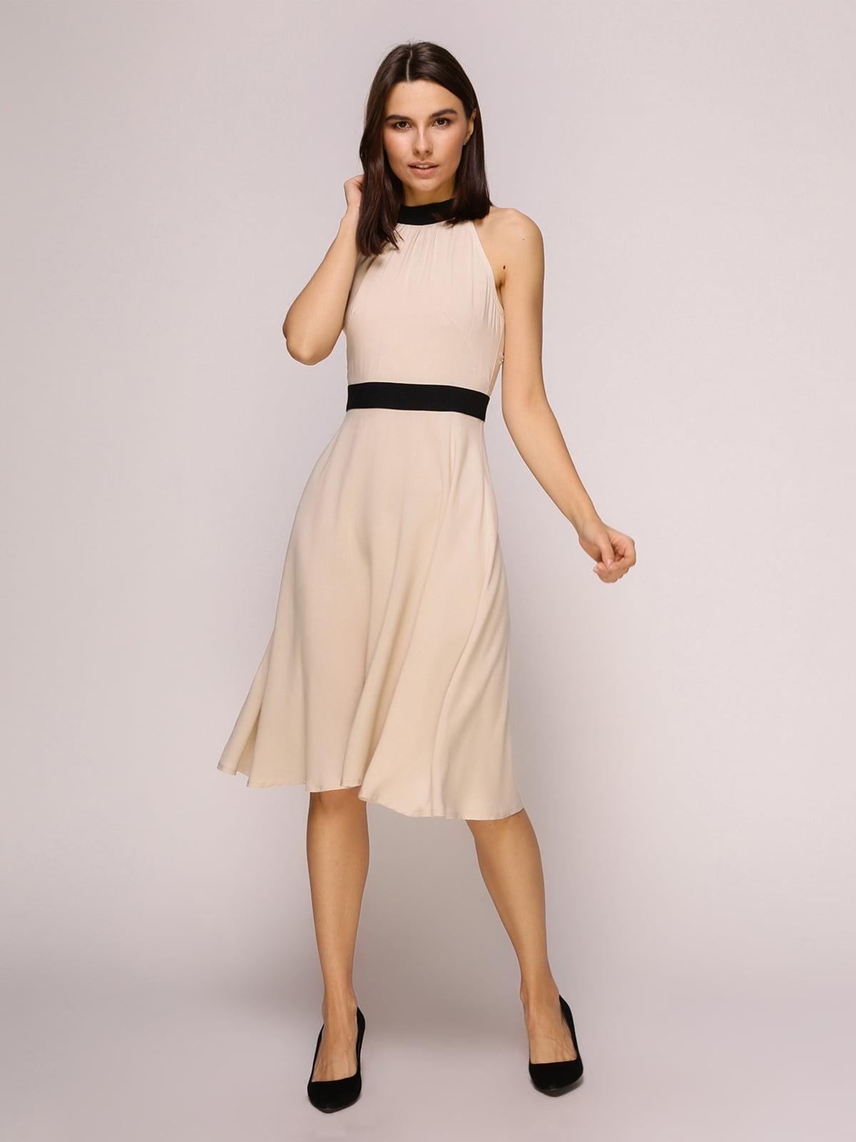 Сукня бежева | 4915535