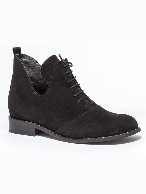 Ботинки черные | 4915977