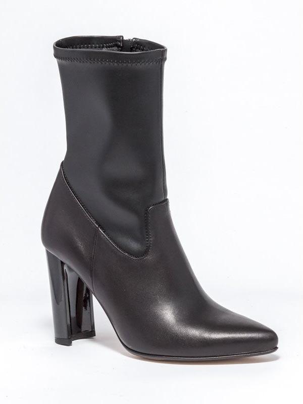 Ботинки черные | 4915981