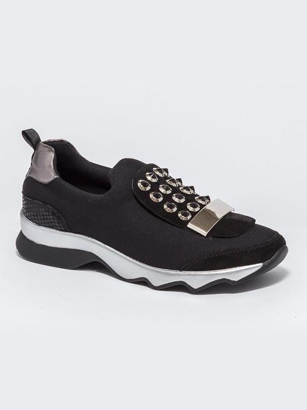 Кроссовки черные | 4915985