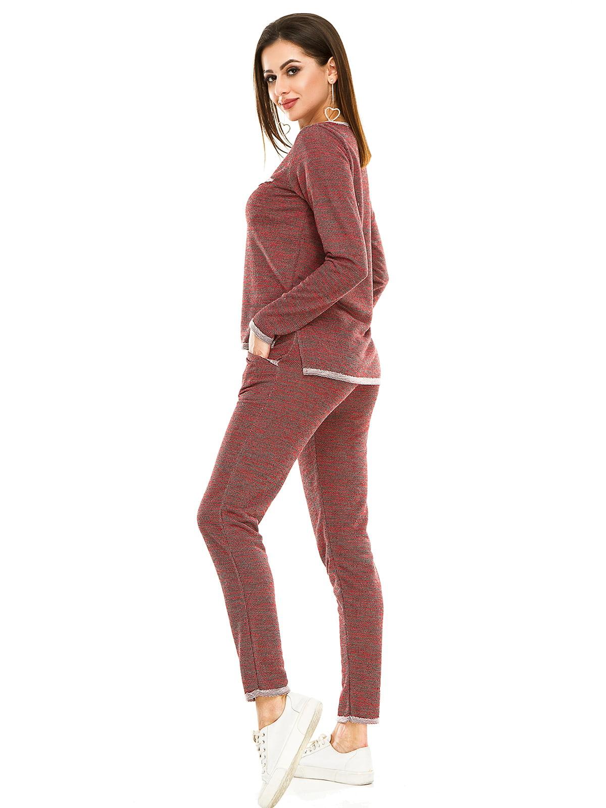 Костюм спортивний: джемпер та штани | 4890743 | фото 2
