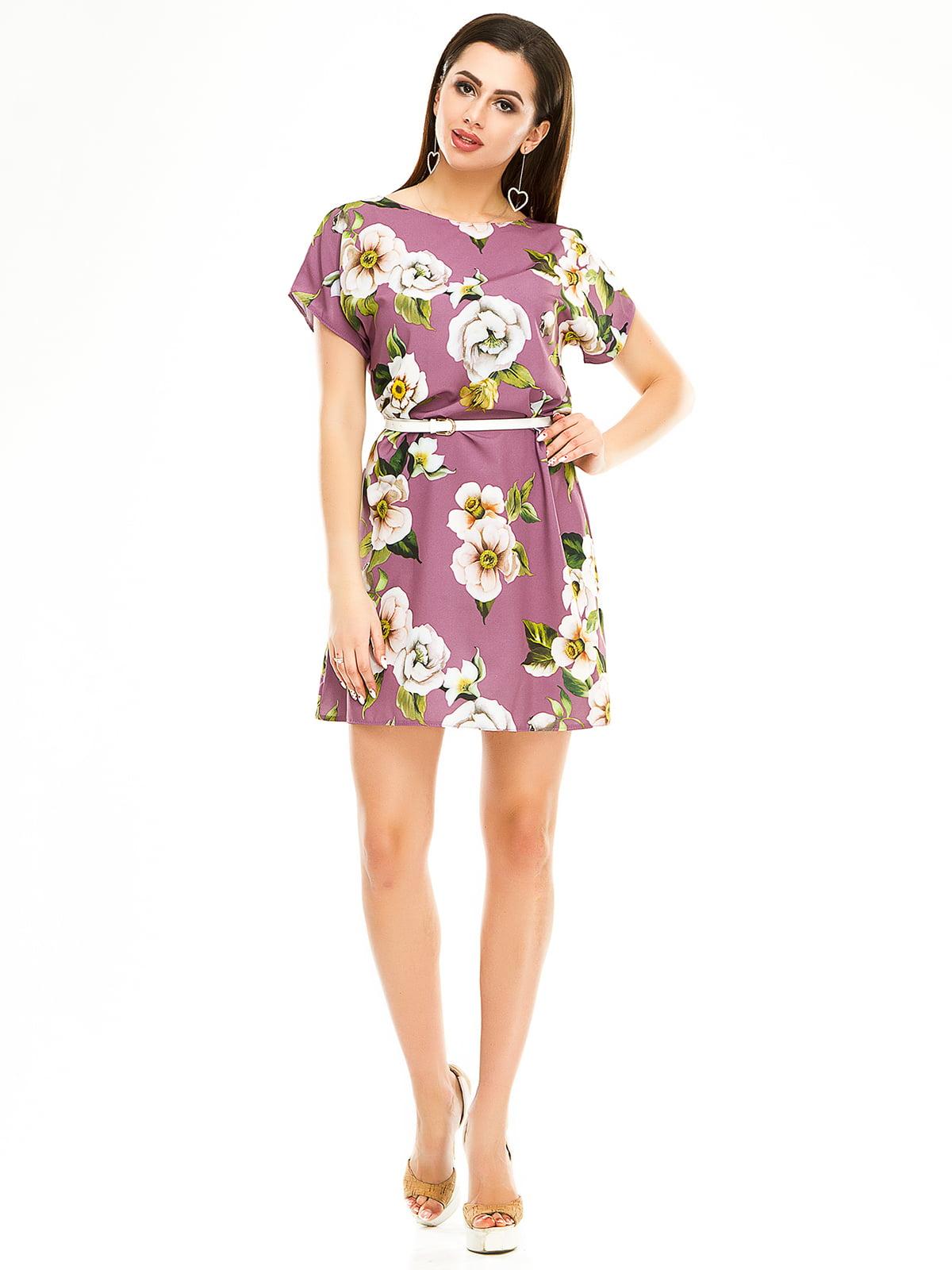 Сукня в квітковий принт | 4917463