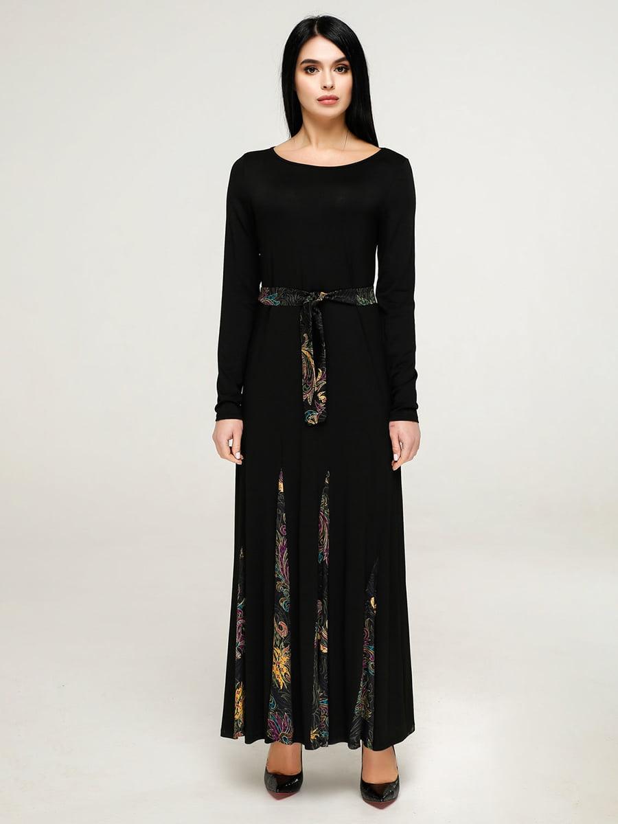 Платье черное | 4917545